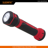 Telescoping Retractable Work Light rechargeable blue point led work light