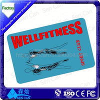 RFID Proximity Control Entry Access 13.56Mhz blank smart card