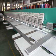 624/924 24 heads high speed flat computerized embroidery machine hot selling in pakistan