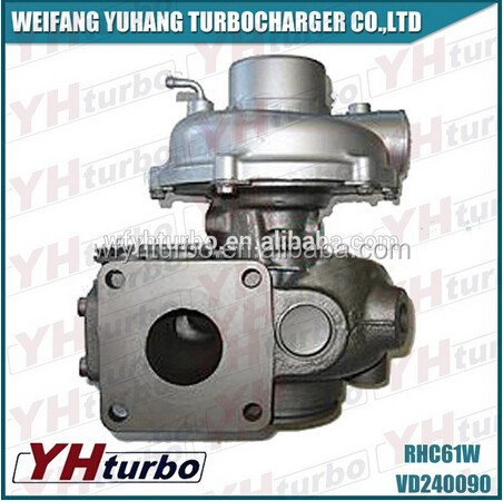Marine turbocharger RHC61W VD240090 turbo charger