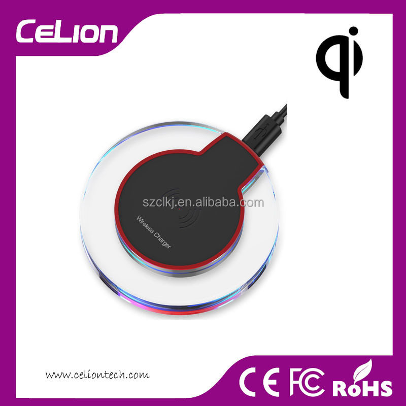 Universal Qi Standard Wireless Chargers,Online Shopping Wireless Charging Device