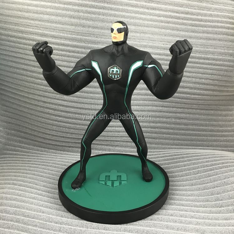 Custom made video game pvc action figure toy,web game action figures