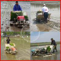 2015 Hot-selling factory kubota rice transplanter
