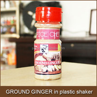 GROUND GINGER in plastic shaker