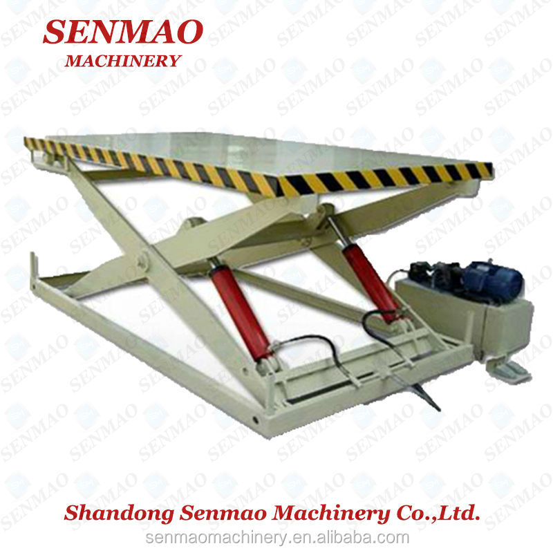 1200mm*2400mm lifter table/lift table/roller conveyor lift table