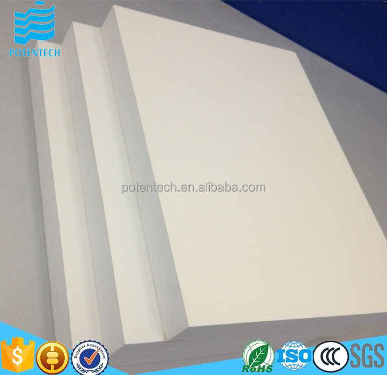 Factory Price White Rigid PVC Celuka Foam Sheet
