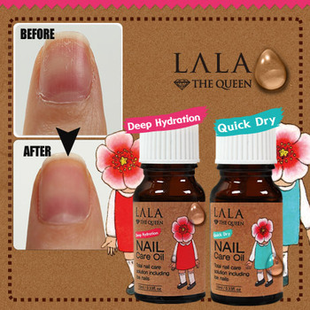 LALA The Queen Nail care Oil