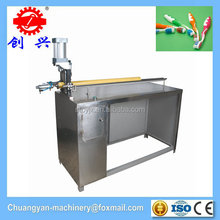 Easy operating pneumatic cut hair machine for tooth brush cutting