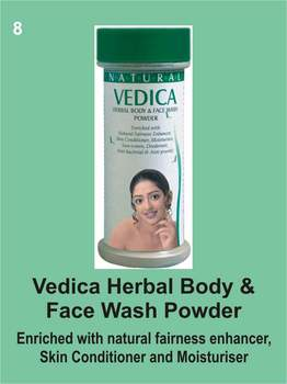 Vedica Face Wash Powder