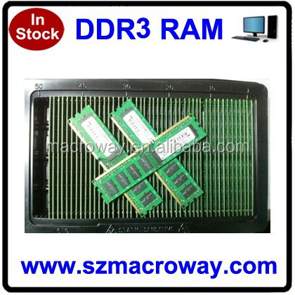 Factory Cheap laptop/desktop ddr3 ram 4gb in good condition