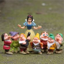 (High Quality) Personalized Snow White Princess Anime Action Figure Custom Plastic Snow White Figure