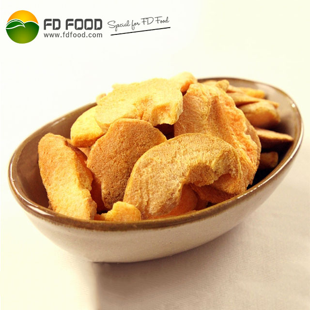 High quality Natural pure Dehydrated fruit Freeze Dried apricot