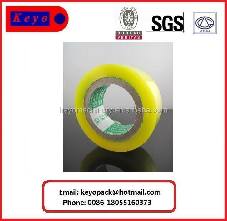 single sided bopp clear packing tape