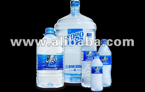 Bottled Drinking Water SOGO