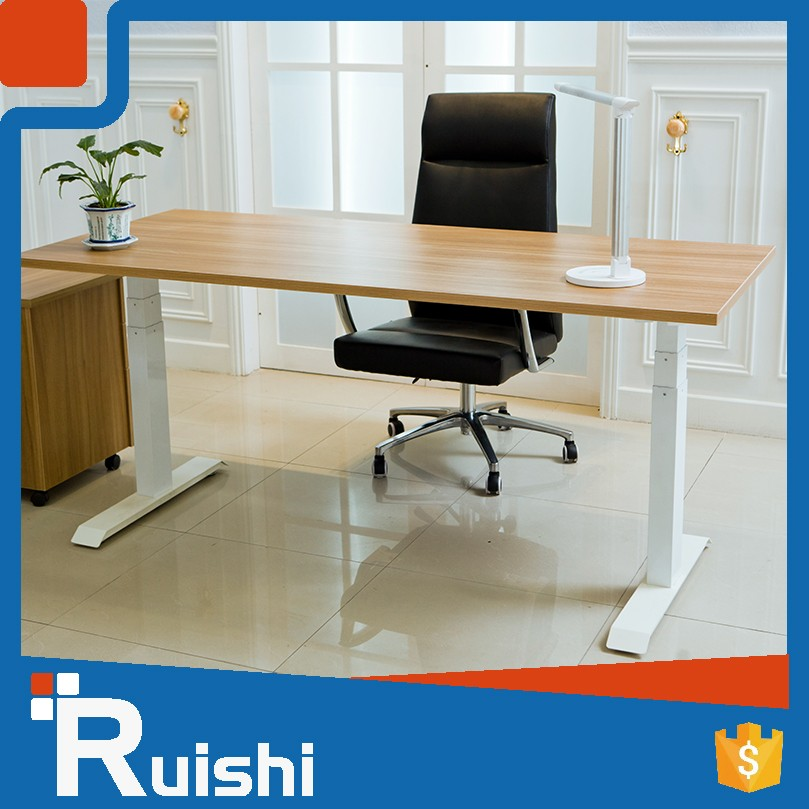 Top Quality Electric Height Adjustable Standing Electric Table Or Desk