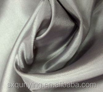 taffeta fabrics stocklots 100% polyester 170T taffeta fabrics in stocklots for interlining