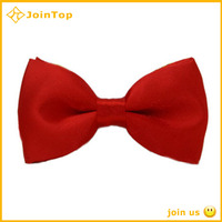 Professional popular design manufacturer custom logo ties lighted christmas bow ties