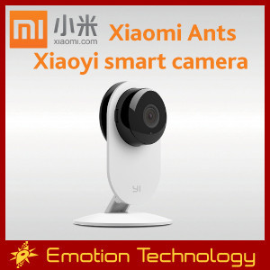 Original Xiaomi Ants Xiaoyi Smart Camera Wireless Control Mini Webcam Xiaomi Ants Xiaoyi Smart Camera