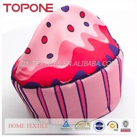 Factory directly provide Eco-friendly comfortable and soft bean bag for kids
