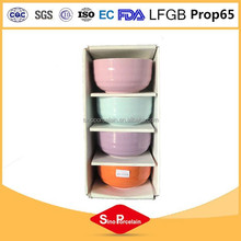 Wholesale china products keep fresh salad bowl