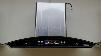 Chinese Kitchen Range Hood With Conical Filter