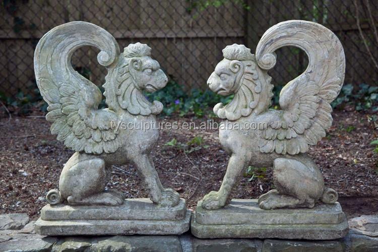 stone dragon statue