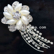 Fashion Style wholesale price custom make China brooch for Christmas WBR-682