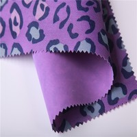 Golden manufacture polyester printed fabric