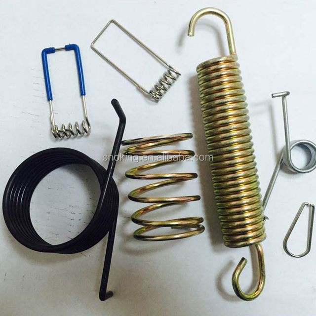 High quality dual torsion spring ,large torsion spring