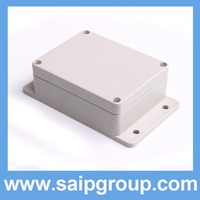 2014New IP66 ABS Waterproof Box with Flange SP-F3-2(115*90*55)