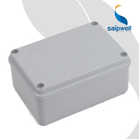 SAIP/SAIPWELL Low Price 120*80*50mm Outdoor Dustproof Weatherproof Cabinet