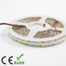 high lumens dc12v 240leds 2835 led strip led fabric strip white color led for wholesales 240leds/m flexible led strip