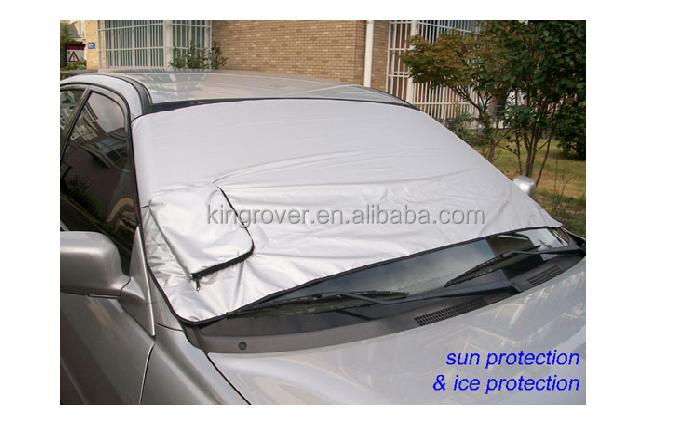 185 x 85cm Car Windscreen Cover Anti Snow Frost Ice Shield Dust Heat Sun Shade A0845