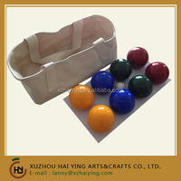 Resin Bocce Ball