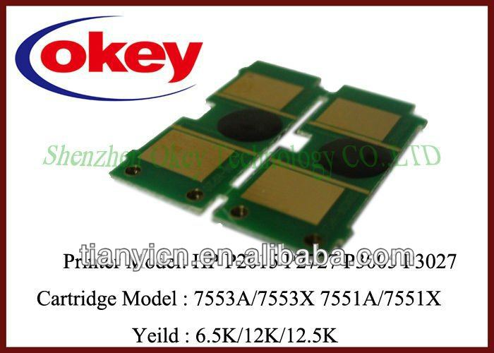 smart card chip for h&p 2015 toner