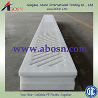 UHMW-PE suction box covers,uhmwpe paper blades,dewatering sheet
