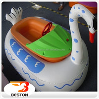 Battery Powered Hot Sale kids inflatable electric bumper boats for sale