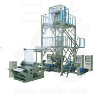 3SJ-G Three-layer Extruder Film Machine
