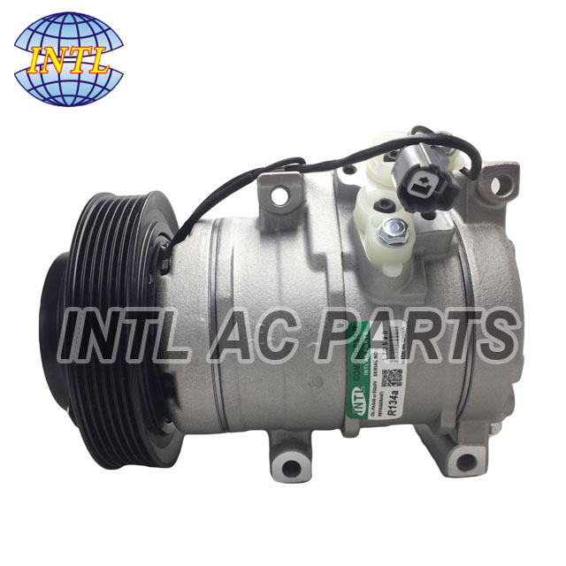 INTL-XZC645 DENSO 10S17C auto ac compressor for Honda Accord V6 447220-4872 38810RDAA01 4472204872 38810-RDA-<strong>A01</strong> 38810-RCA-<strong>A01</strong>
