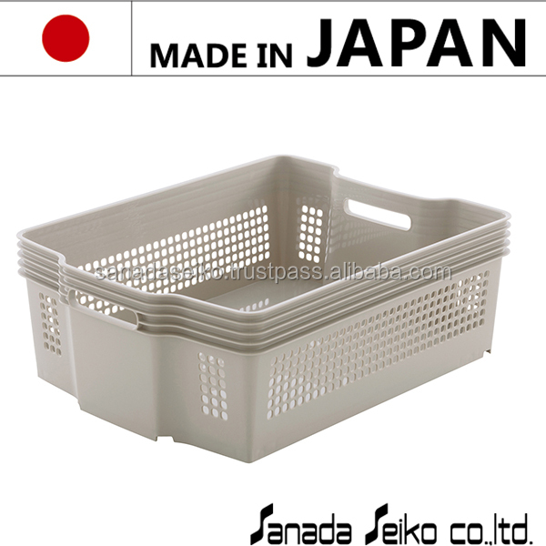 STACK CARGO(wide-shallow type) | Sanada Seiko Plastic High Quality made in japan | plastic box enclosure electronic