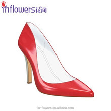 Classical style handmade patent leather pointed toe ladies prom shoes,fancy ladies shoes