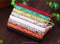 Customize High-end Genuine Leather Phone Case for iPhone 6, Real Snakeskin Case for iphone 6 plus cover