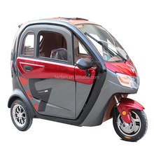 China price enclosed electric passanger tricycle for the disabled