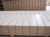 1220*2440mm*14 High quality slot plywood for furniture