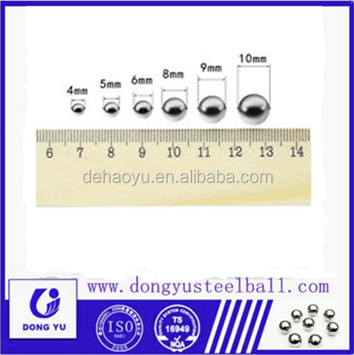 AISI52100 5/16 inch <strong>G10</strong> bearing steel ball from <strong>china</strong>