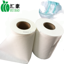 disposible raw materials made in China baby diaper frontal loops