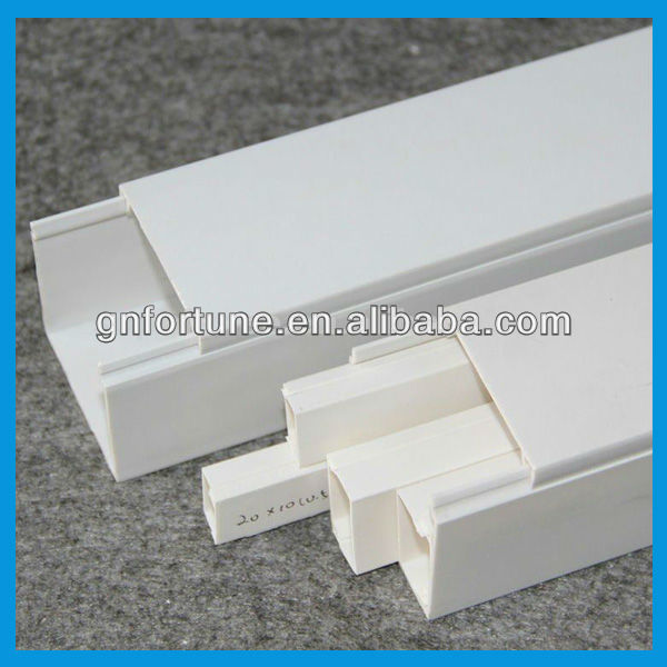 Wholesale Electrical PVC Trunking And Accessories