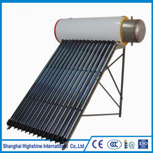 Quality Closed Loop Circulation solar water heater Integrated Pressurized Heat Pipe Solar Water Heater System