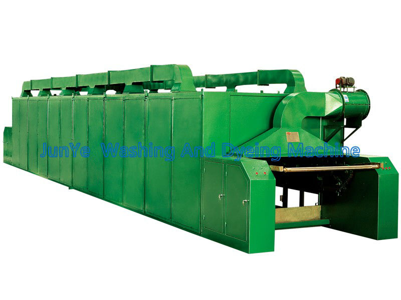 Hank drier continuous yarn clothes drying equipment drying machine