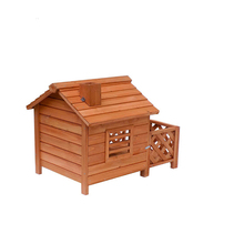 hot sell customized waterproof outdoor wooden dog kennel flooring